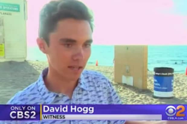 You Tube Conspiracy David Hogg