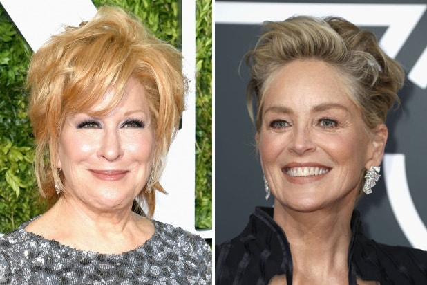bette midler sharon stone