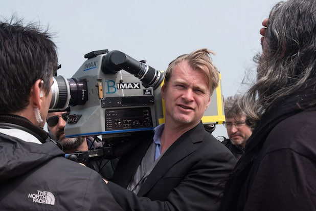 Image result for Christopher Nolan Is trying to make sure His movies wont appear weird on television