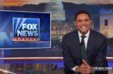daily show trevor noah parkland fox news