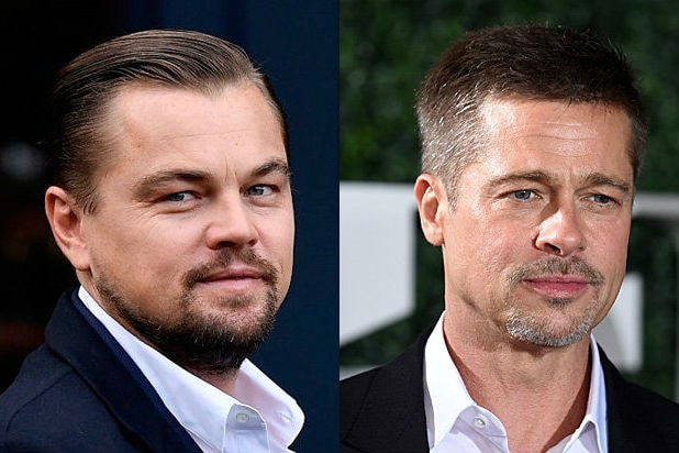 Brad Pitt and Leonardi DiCaprio both sign up for new Tarantino movie