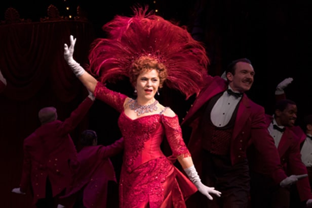 hello, dolly! bernadette peters