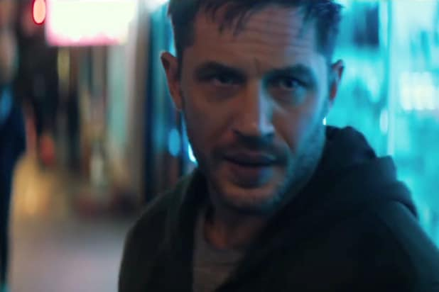Venom Takes Over Tom Hardy's Luscious Lips In New Trailer