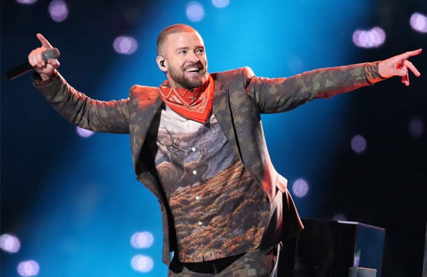 Fox Orders Justin Timberlake's 'Spin the Wheel' Game Show