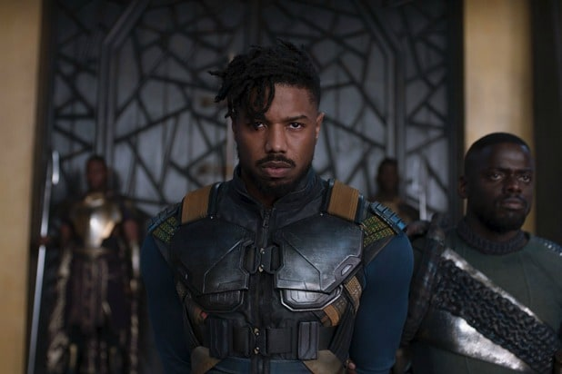b38fab4b87c 'Black Panther' Flies to $100 Million-Plus 2nd Weekend