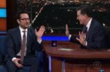 late show with stephen colbert jj abrams star wars episode ix script