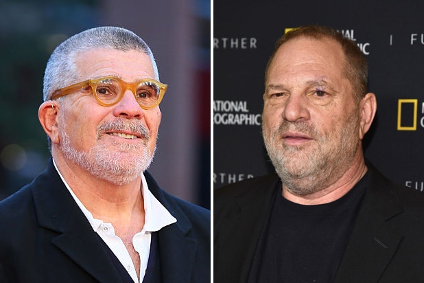 David Mamet Says He's Written a Play About Harvey Weinstein