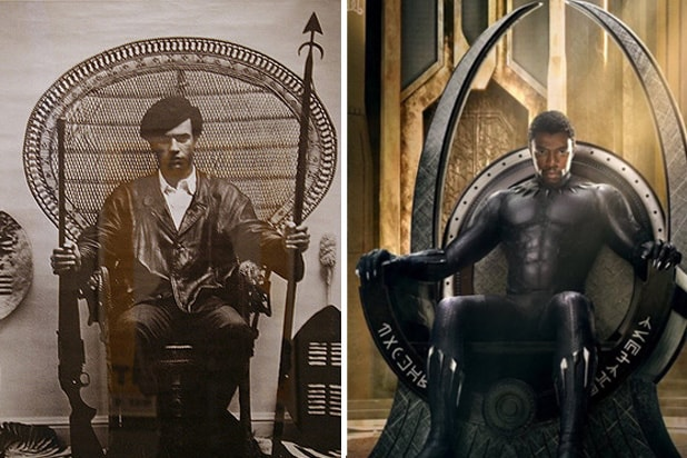 No Black Panther Was Not Named After The Black Panther Party