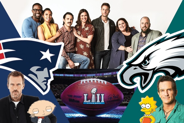 Post-Super Bowl TV shows