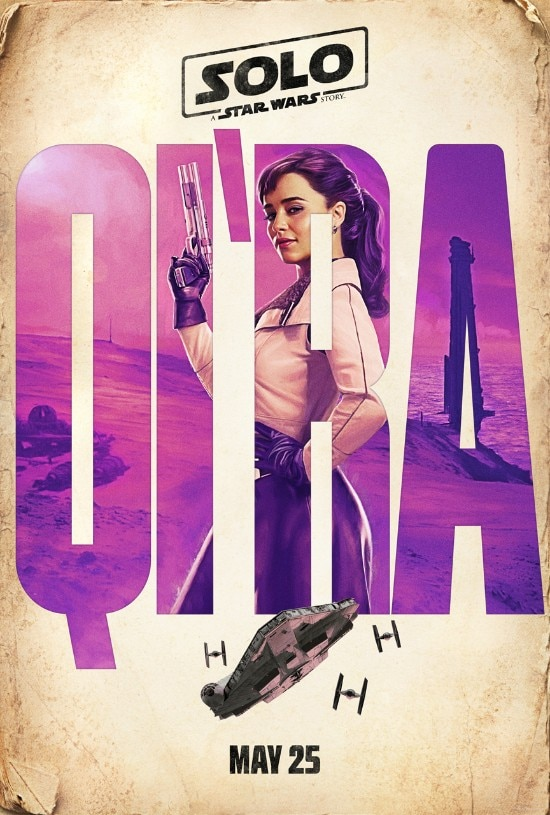 solo a star wars story qira poster
