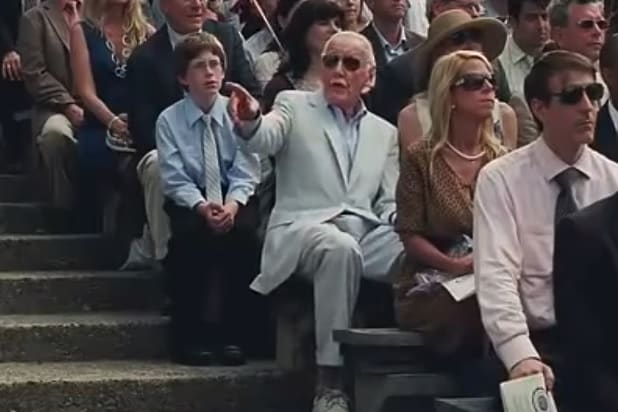 stan lee cameo ranked amazing spider-man 2