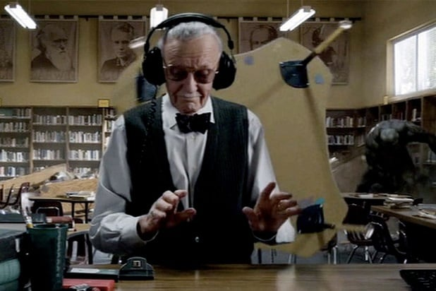 stan lee cameo ranked amazing spider-man