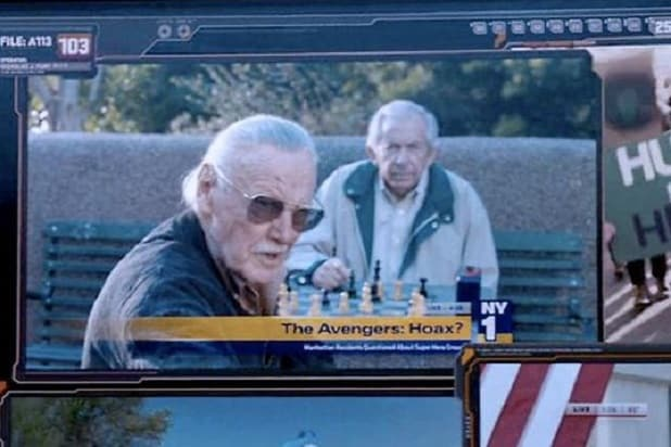 stan lee cameo ranked avengers