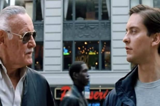stan lee cameo ranked spider-man 3
