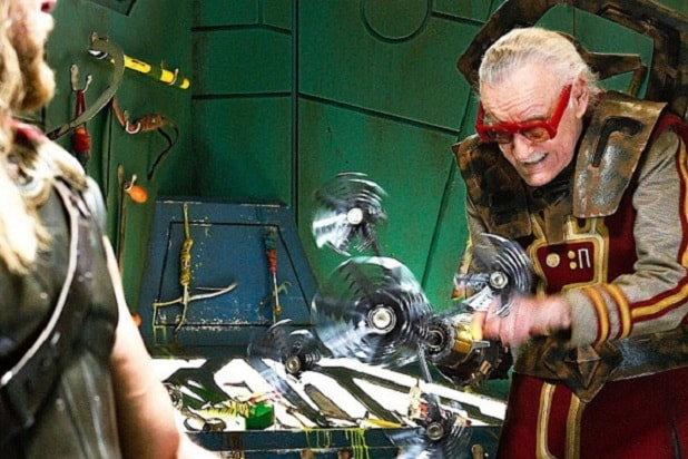 stan lee cameo ranked thor ragnarok