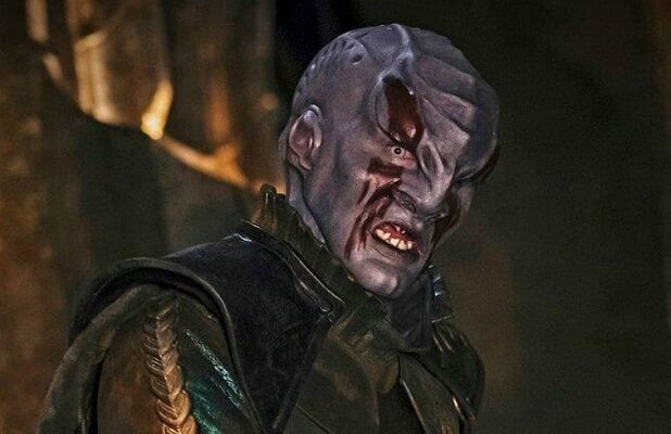 Star Trek: Discovery' Just Confirmed Klingons Have Two of Everything