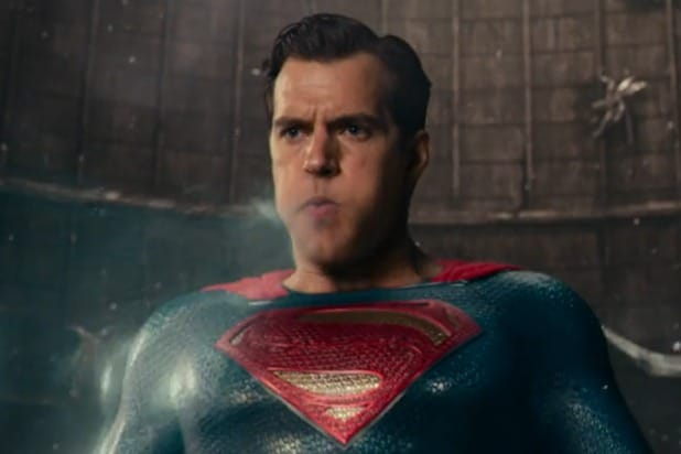 superman's cgi mouth henry cavill justice league 8