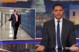 the daily show trevor noah donald trump school shooting parkland