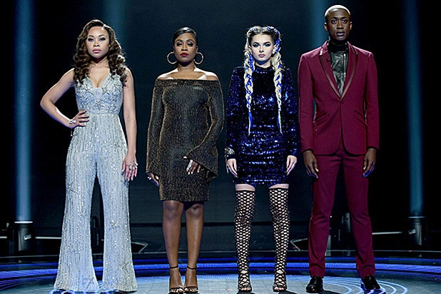 The Four Finalists