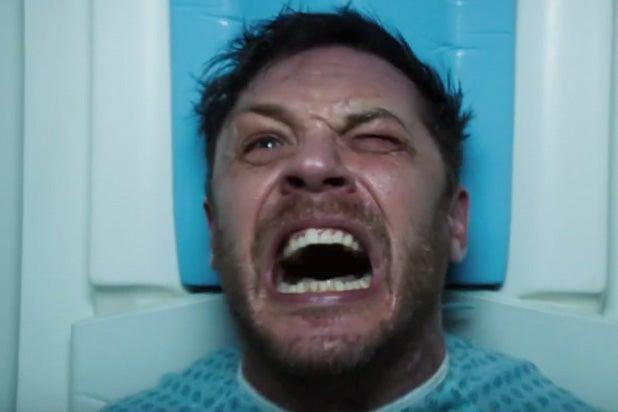'Venom' Teaser Trailer Has Lots of Tom Hardy, No Venom