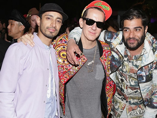 _0000_Riz-Ahmed-and-Jeremy-Scott-and-guest-at-Moschino-Candy-Crush-Desert-Party 2