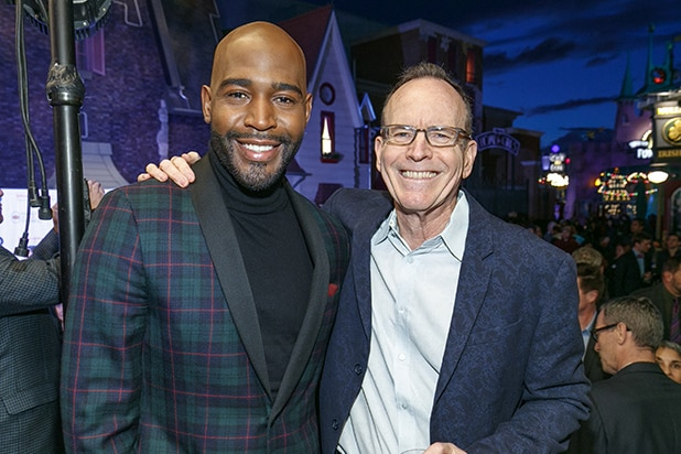 """Karamo Brown, now on Queer Eye and a former """"Young Turks"""" host got his start on The Real World Philadelphia"""
