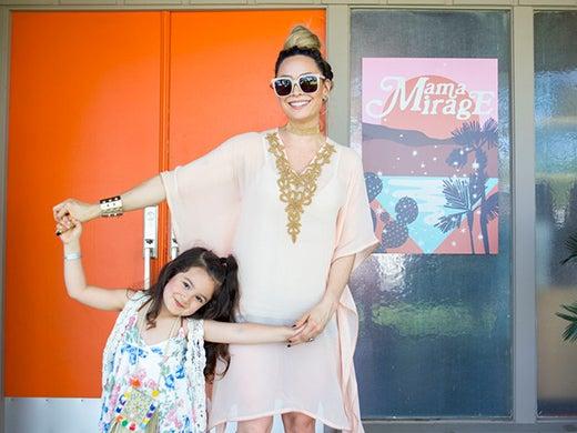 Fashion Mama's Mama Mirage