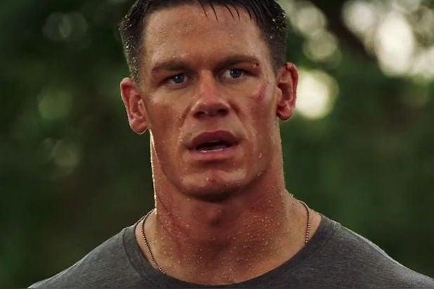 """John Cena - """"The Marine"""", 2006"""