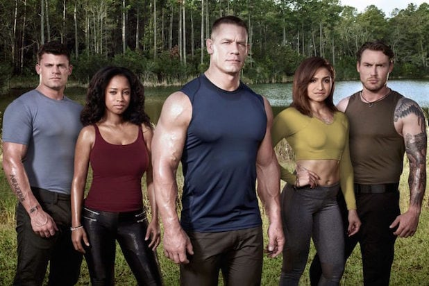 American Grit - John Cena