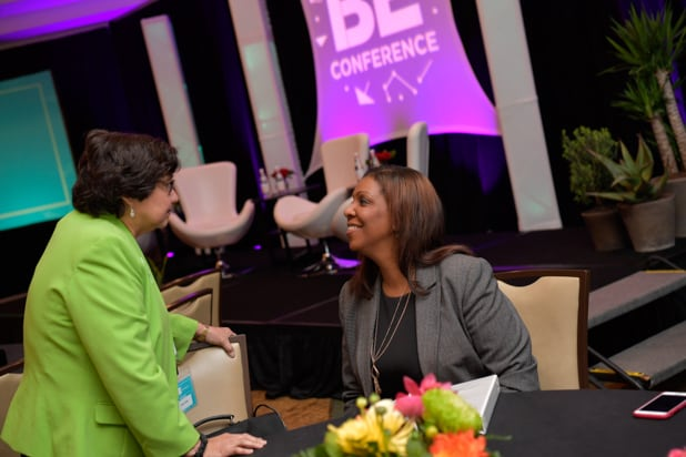 BE CONFERENCE day 1 lupe valdez letitia james
