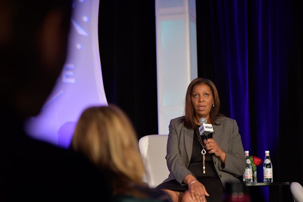 Letitia James BE CON day 2