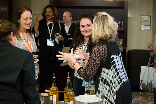 BenRiach Cocktail Party at Be Conference 2018