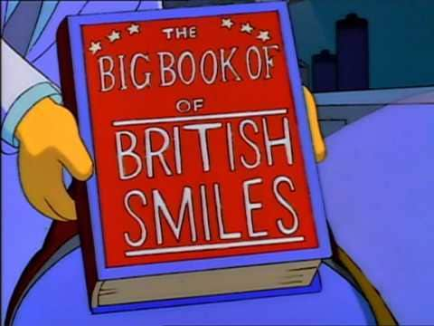 Big Book of British Smiles