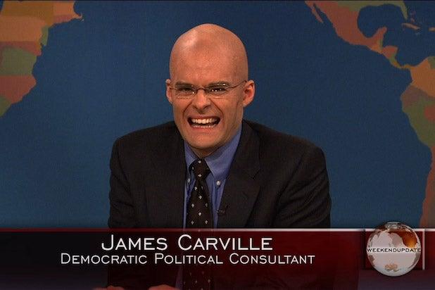 Bill Hader James Carville