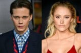 Bill Skarsgard Maika Monroe Villains movie