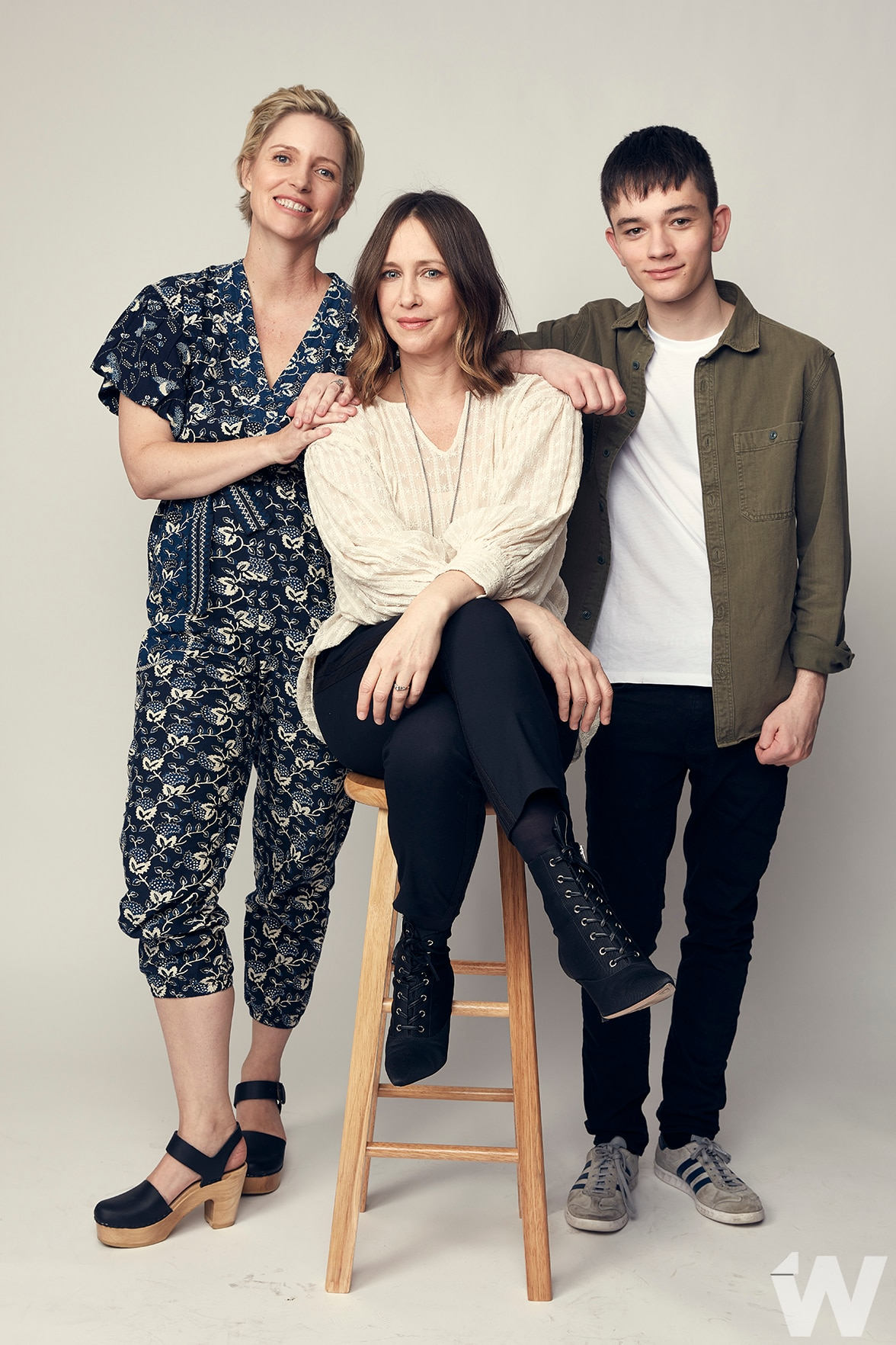 Boundaries SXSW Vera Farmiga, Shana Feste and Lewis MacDougall