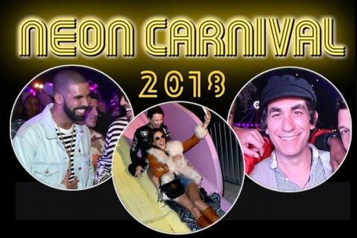 2018 neon carnival prizes