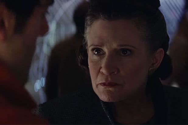 JJ Abrams on 'Bizarre' Process Behind Carrie Fisher's 'Star Wars' Episode IX Appearance