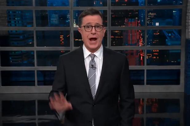 Stephen Colbert Putin