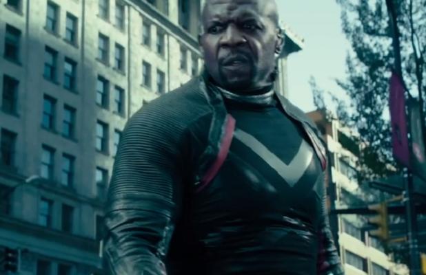 Deadpool 2 trailer Terry Crews Bedlam