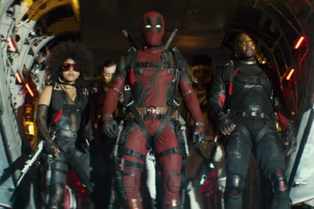 Deadpool 2 trailer x-force