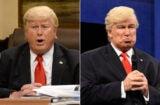 Donald Trump SNL Darrell Hammond Alec Baldwin