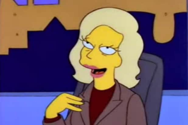 Dr Joyce Brothers Simpsons