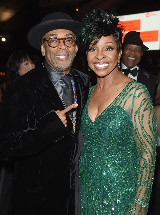 Spike Lee Gladys Knight