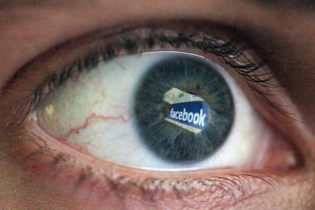 Facebook Eye Logo
