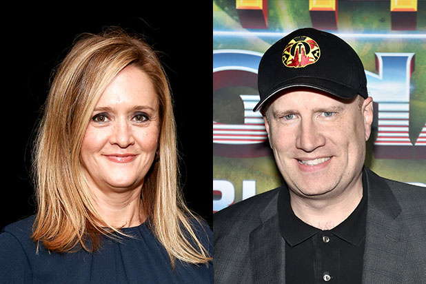 Kevin Feige Samantha Bee Join Produced By