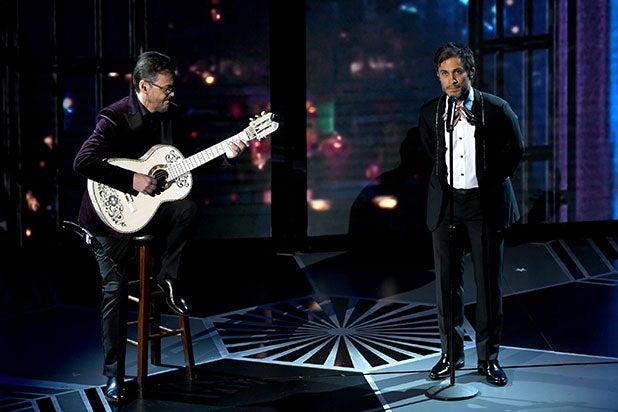Gael Garcia Bernal Oscars
