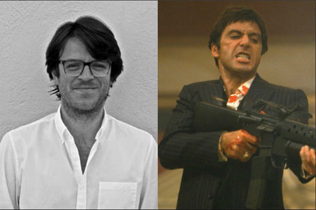 Gareth Dunnet-Alcocer Scarface
