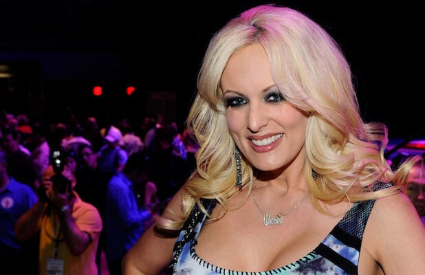 Stormy Daniels Says She 'Technically' Didn't Sleep With