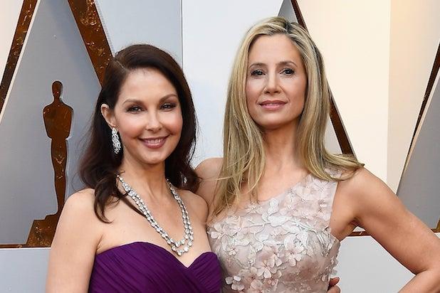Ashley Judd and Mira Sorvino oscars 2018